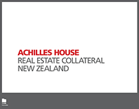 Achilles House Brochure Design