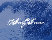 Surf Snow eCommerce Website concept