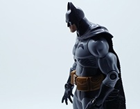 Mattel DC Batman Bat Signal Batman
