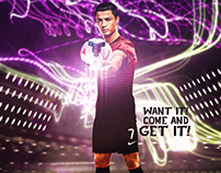 Cristiano Ronaldo | Come and get it!