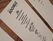 Rochelle's Menu