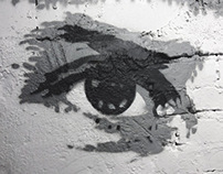 Mural for Nike SB corner shop