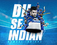 Mumbai Indians official 2016