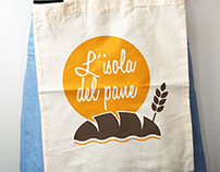 Logo for L'isola del pane