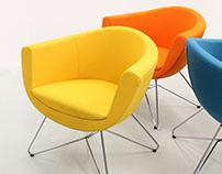 Sorriso - lounge chair