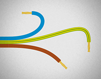 Logo & branding - electrician