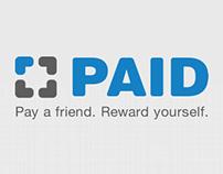 Paid App Concept