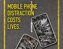 Drive Safe :: Distraction Campaign 2014