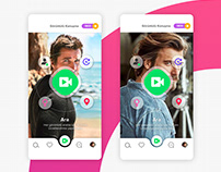 Heartlog - Video Chat App