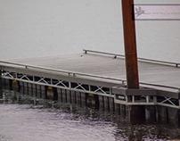 Roads,bridges,docks,water