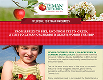 Lyman Orchards Facebook Page