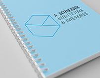 A. Schineider Arquitetura - Identidade Visual