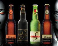 Sierra premium beer