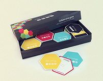 CoCreation cards visual identity