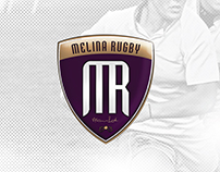Melina Rugby - Marca