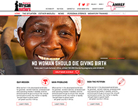 AMREF - Stand Up for African Mothers