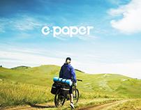 E-Paper Google Maps