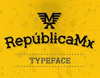 RepublicaMX Typeface