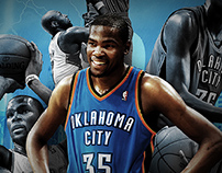 Kevin Durant NBA 2K15 Fan made