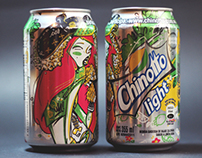 Custom Can - Chinotto/Coca-Cola