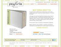 YouForia Website