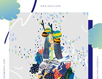 Ino Lai Visual Identity