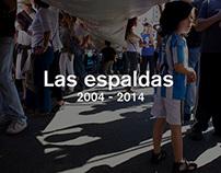 Las espaldas - Photo Serie