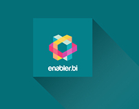 enabler.bi website design