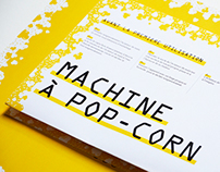 User Manual - popcorn popper