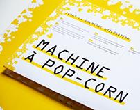 User Manual - popcorn popper