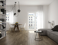 Renovation of an apartment