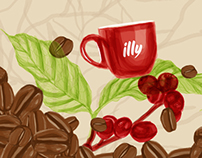 Cafeteria illy