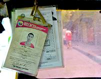 From Inside a Motorcade in Valenzuala City