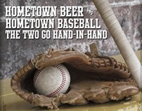 Hometown Beer & Hometown Baseball