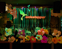 Arte para escenario de Sidestepper