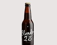 Rebranding | Blonde 25