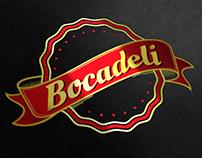 Identidad gráfica BOCADELI