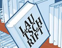 LAUTSCHRIFT // Poster-, Flyer- & Bookletdesign