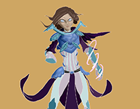 Character Design Final.inc - Gems of Destiny