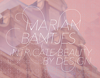 Marian Bantjes Lecture Poster