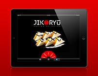Jikoryū | Interactive Portfolio