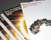 West Yorkshire Playhouse Season Brochures