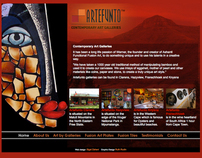 Artefunto Website  - http://www.artefunto.co.za/