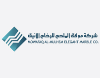 Al Mulhem Marbles Concept Identity