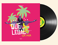 Videos y Vinilo:  Tema: Que Legal - Tim Maia