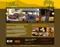 Willow's Website - http://www.breadandcoffee.co.za/