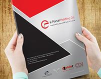 e-Portal Holding Brochure