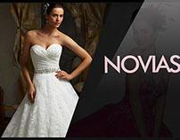 CIUA NOVIAS Website