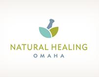 Natural Healing Omaha Branding