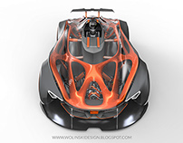 Seat GT Vision Concept 2015 / Bachelor Thesis